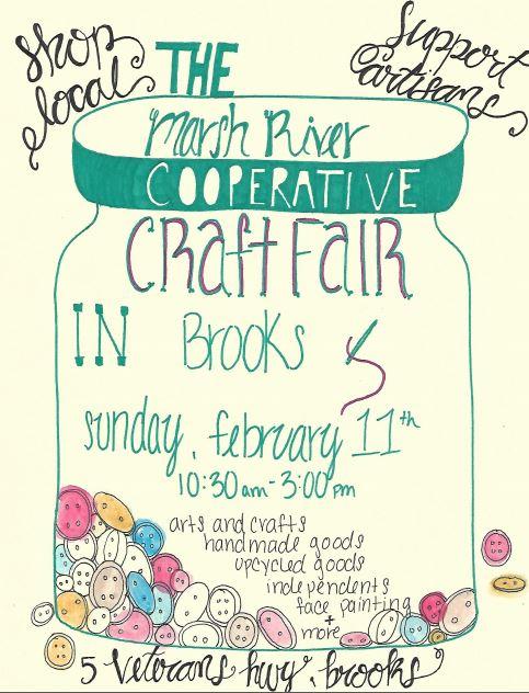 Craft Fair Thorndike Maine